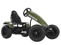 Веломобиль BERG Jeep® Revolution BFR-3 (07.52.00.01+07.55.00.04)